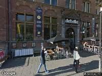 Ambulance naar Kleine-Gartmanplantsoen in Amsterdam