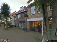 Brandweer naar Torenstraat in West-Terschelling
