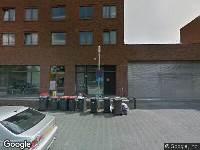 Ambulance naar Harriet Freezerstraat in Amsterdam