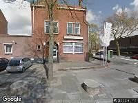 Politie naar Brouwersdijk in Dordrecht