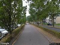 Politie naar Huizermaatweg in Huizen