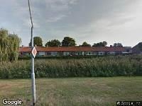 Ambulance naar Boschmeersingel in 's-Hertogenbosch