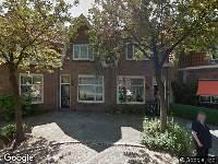 Ambulance naar Zaanstraat in Utrecht