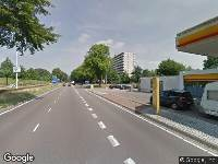 Politie naar John F Kennedylaan in Eindhoven