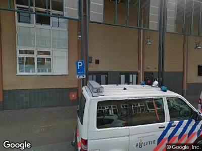 Ambulance naar Nicolaasstraat in Zaandam