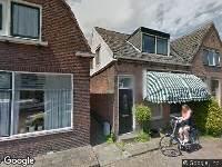 Brandweer naar Vliet in Franeker