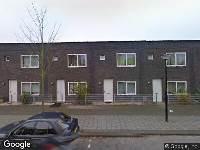 Ambulance naar Krombekstraat in Amsterdam