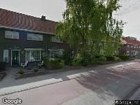 Politie naar Boschdijk in Eindhoven