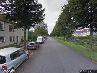 Politie naar Eekhoornveld in Zwolle