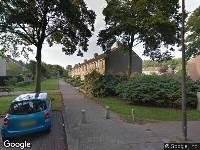 Ambulance naar Mozartlaan in Alkmaar