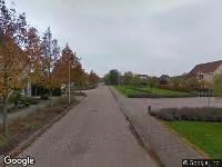 112 melding Brandweer naar Priorindreef in Willemstad