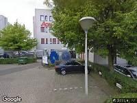 Brandweer naar Dokter van Deenweg in Zwolle