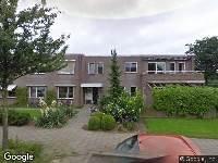 Brandweer naar Muijdermanstraat in Zwolle