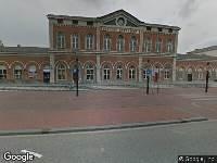 Brandweer naar Stationsplein in Dordrecht