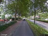 Politie naar De Weel in Hoorn