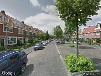 112 melding Ambulance naar Sportlaan in Vlaardingen
