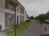 Brandweer naar Grifthoek in Utrecht