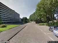 112 melding Ambulance naar Kloosplantsoen in Ridderkerk