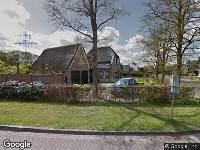 112 melding Ambulance naar Brand in Helmond