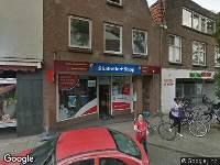 Brandweer naar Thomas à Kempisstraat in Zwolle