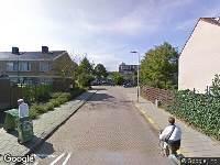 112 melding Brandweer naar Notaris Kruytstraat in Bergschenhoek