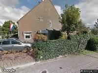 Brandweer naar Dorpsstraat in Noordwijkerhout