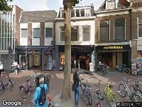 Brandweer naar Wirdumerdijk in Leeuwarden