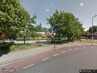 Brandweer naar Dokter van Thienenweg in Zwolle