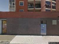 Ambulance naar Heyhoefpromenade in Tilburg