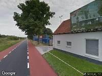 Brandweer naar Graafsebaan in Rosmalen