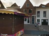 Ambulance naar Gedempte Nieuwesloot in Alkmaar