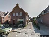 Ambulance naar Kerkstraat in Noordwijkerhout