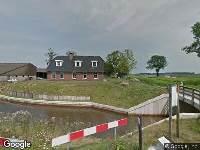 112 melding Brandweer naar Oude Wetering in Zwolle