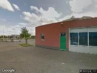 Brandweer naar Orionweg in Leeuwarden