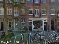 Besteld ambulance vervoer naar Wilhelminastraat in Amsterdam