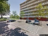 Ambulance naar Daniël Marotstraat in Breda
