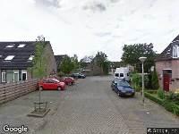 Brandweer naar Ten Busschekamp in Zwolle