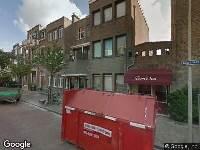 Ambulance naar Eikstraat in 's-Gravenhage