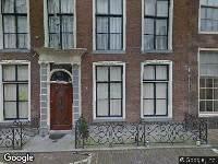Brandweer naar Grote Kerkstraat in Leeuwarden
