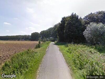 Brandweer naar Domeinweg in Oosterhout