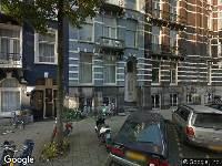 Ambulance naar Tweede Helmersstraat in Amsterdam