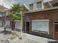 112 melding Ambulance naar Clercxstraat in Tilburg