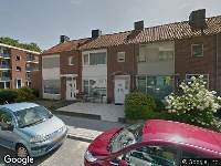Ambulance naar Sinopelstraat in Tilburg