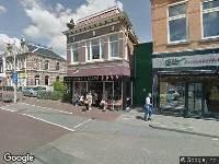 Ambulance naar Westzijde in Zaandam