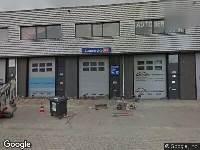Ambulance naar Watervoort in Amsterdam