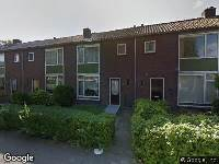Ambulance naar Stentorstraat in Amsterdam