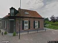 Ambulance naar Runsdijk in Esch