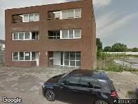 Ambulance naar Gondelstraat in Tilburg