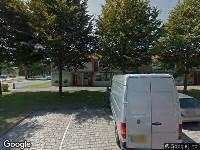Ambulance naar Pieter Huysersstraat in Breda