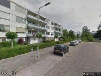 Brandweer en politie naar Kamphuizenlaan in Arnhem